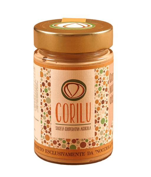 CORILU    Haselnusscreme »Crema di nocciola classica« 55%