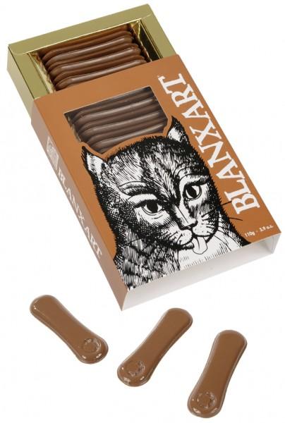 BLANXART   Milchschokolade »Katzenzungen« 33%