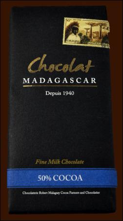Chocolat MADAGASCAR   Milchschokolade »Madagascar« 50%