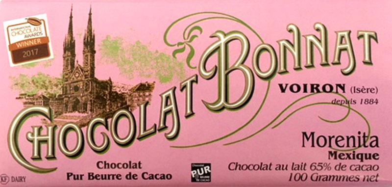 BONNAT Milchschokolade   Chocolat »Morenita« 65%