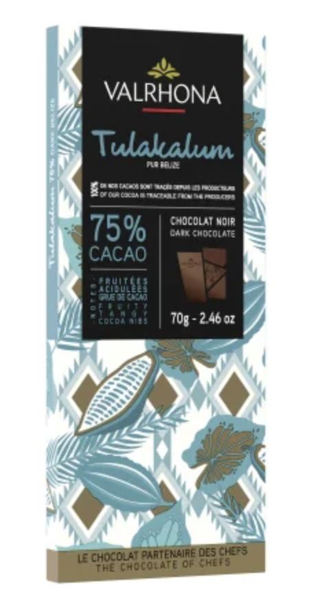 VALRHONA | Dunkle Schokolade »Tulakalum« 75%