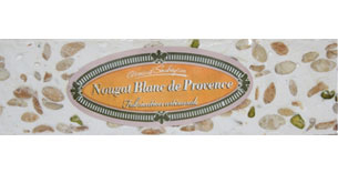 ARNAUD SOUBEYRAN   Weißer Nougat »Blanc de Provence« 100g