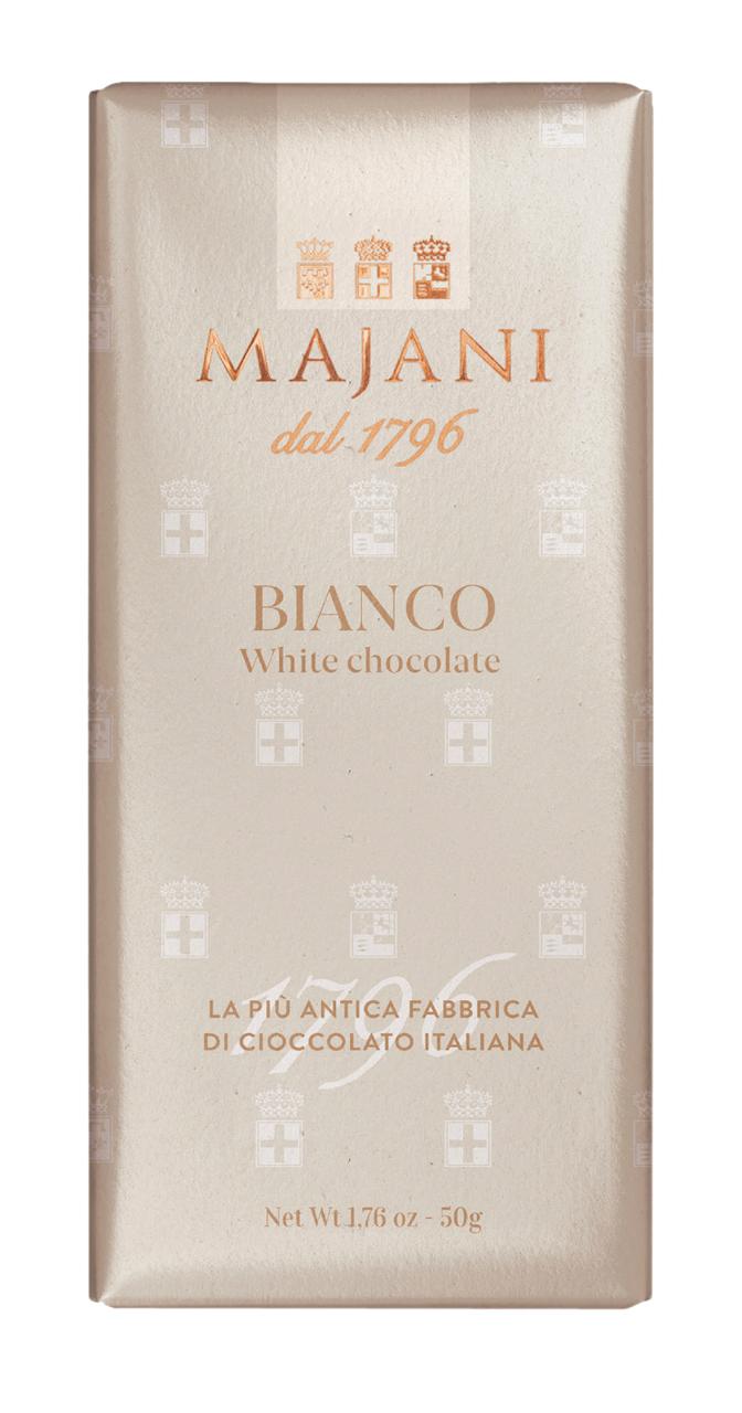 MAJANI   Weiße Schokolade »Bianco« 50g