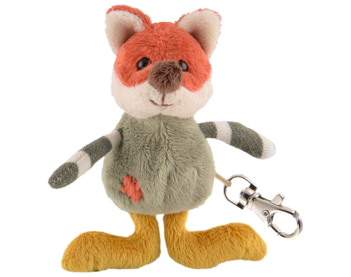 BUKOWSKI Design   Schlüsselanhänger »Little Foxy«