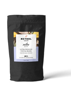 MEYBOL Cacao | Kakaonibs »Nibs Deluxe Ultra Premium« 100% 100g