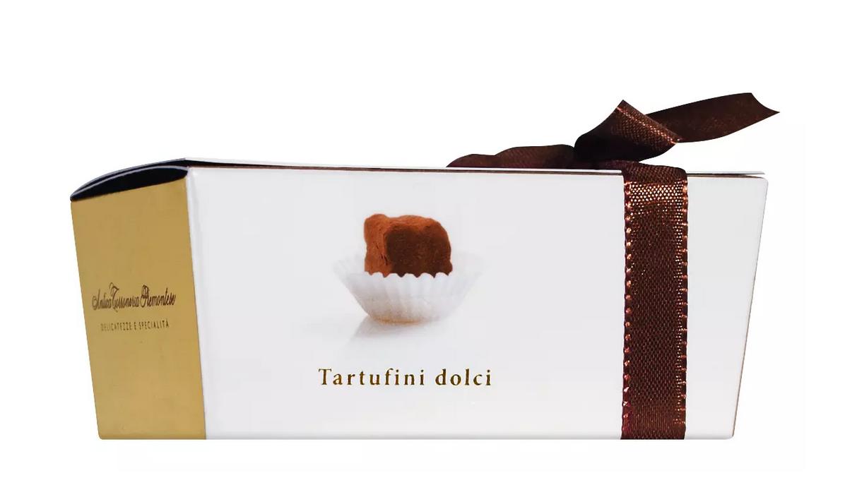 ANTICA TORRONERIA PIEMONTESE | Schokoladentrüffel »Tartufini« Pralinenschachtel 50g