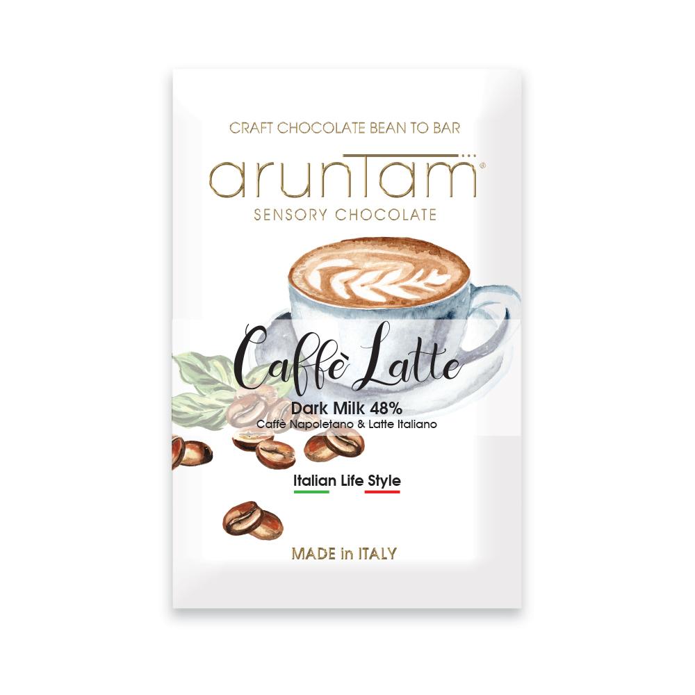 ARUNTAM Schokolade »Caffè Latte« 48%