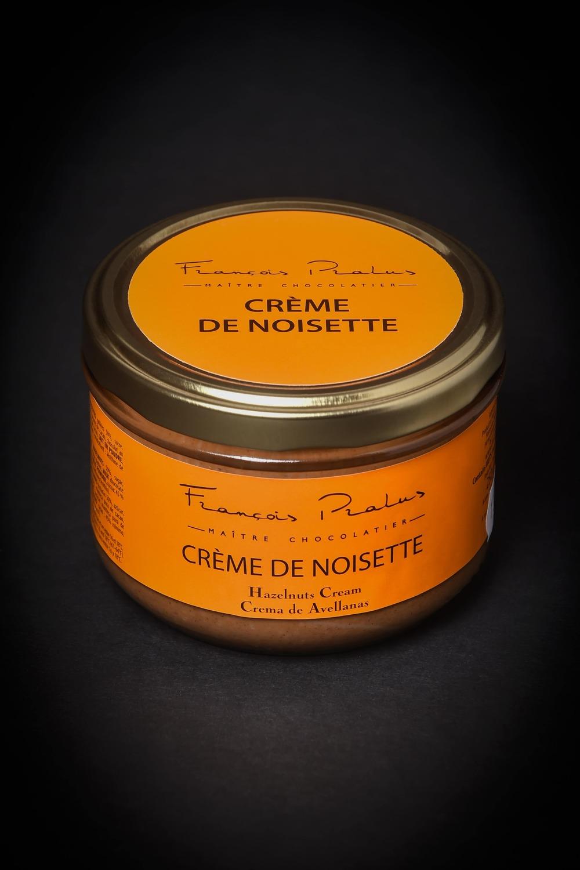 PRALUS   Creme de Noisettes »Haselnuß-Nougatcreme«
